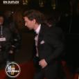 Raphael et Mélanie Thierry - 41e cérémonie des César à Paris le 26 février 2016