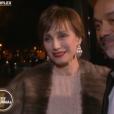 Kristin Scott Thomas - 41e cérémonie des César à Paris le 26 février 2016