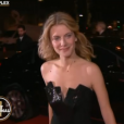 Mélanie Laurent - 41e cérémonie des César à Paris le 26 février 2016