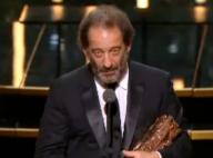 """César 2016 : Vincent Lindon, meilleur acteur """"touché"""", fait sa Loi"""