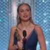 Oscars 2016 : Brie Larson, 26 ans, meilleure actrice devant Jennifer Lawrence
