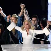 """Lady Gaga, une performance émouvante : La """"survivante"""" bouleverse les Oscars"""