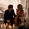 Naelle fait connaissance avec Gian Marco dans Le Bachelor, le 29/02/16 sur NT1