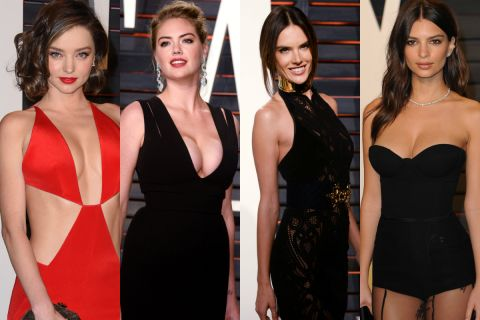 Oscars 2016 : Miranda Kerr, Kate Upton... divines pour un after endiablé