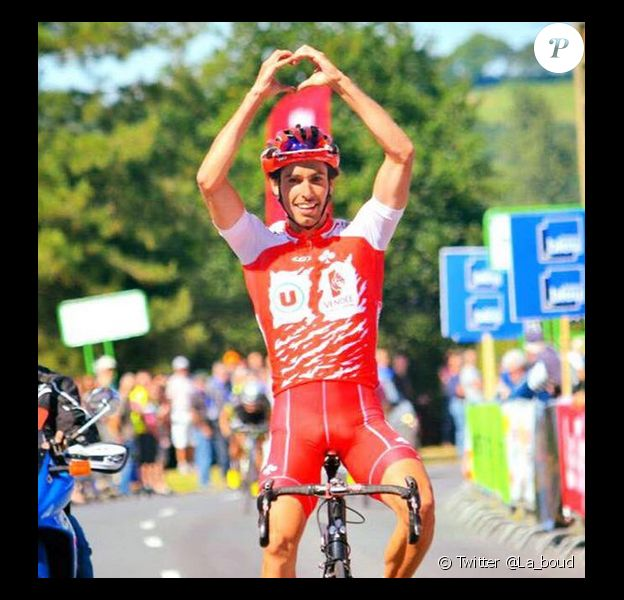Le cycliste Romain Guyot, décédé ce jeudi 3 mars 2016.