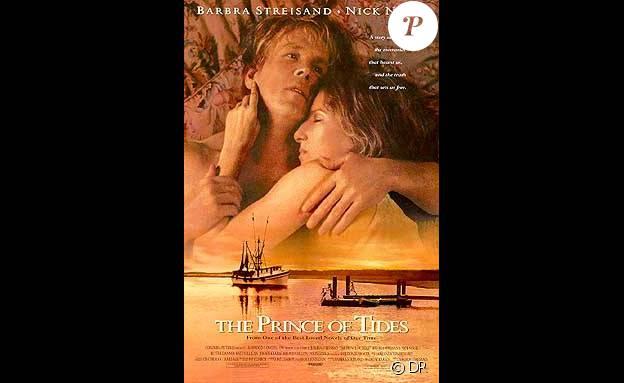 Le Prince des marées (The Prince of Tides), film de Barbra Streisand avec Nick Nolte adapté en 1991 du roman éponyme de Pat Conroy