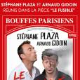 Le Fusible, actuellement au théâtre des Bouffes Parisiens.