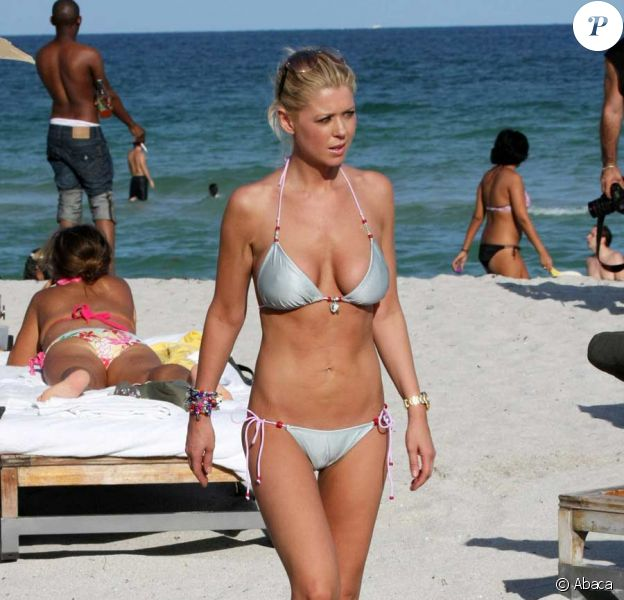 Tara Reid à Miami Beach
