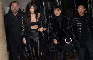 Fashion Week : Kris et Kendall Jenner, mère et fille stylées au défilé Off-White