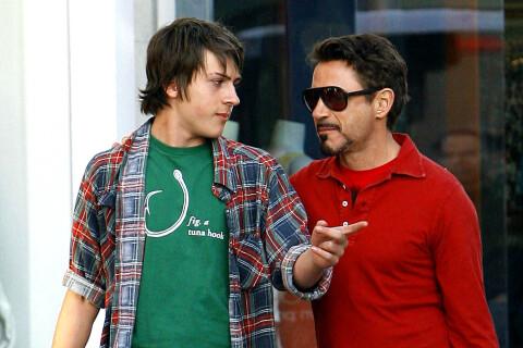 Robert Downey Jr : Son fils Indio, empêtré dans une affaire de drogue, blanchi !
