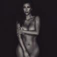 Kim Kardashian pose nue (photo postée le 8 mars 2016)