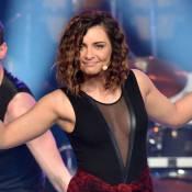 """Priscilla sexy devant Lara Fabian et Emmanuel Moire pour """"Les Années bonheur"""""""