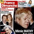 France Dimanche en kiosques le 11 mars 2016