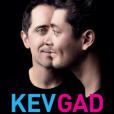 Affiche du spectacle  Tout est possible  avec Kev Adams et Gad Elmaleh.
