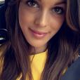 Iris Mittenaere : Selfie sur Instagram pour la jolie Miss France 2016