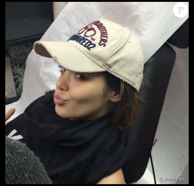 Nabilla : son nouveau tatouage ? Une déclaration d'amour à Thomas Vergara