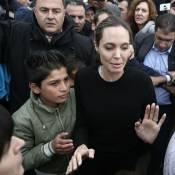 Angelina Jolie, critiquée, véritable bouclier humain