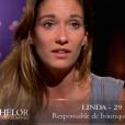 Linda dans Bachelor, sur NT1, lundi 21 mars 2016