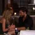 Diane et Marco en rdv dans Bachelor, sur NT1, lundi 21 mars 2016