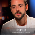 Stefano dans Bachelor, sur NT1, lundi 21 mars 2016