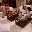 Les filles attendent Diane dans Bachelor, sur NT1, lundi 21 mars 2016
