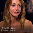 Diane dans Bachelor, sur NT1, lundi 21 mars 2016