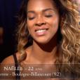 Naëlle dans Bachelor, sur NT1, lundi 21 mars 2016