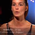 Shirley dans Bachelor, sur NT1, lundi 21 mars 2016