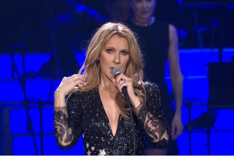 Céline Dion : Une grande star française lui fait un cadeau...