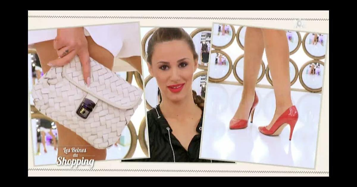 Cristina cordula hallucin e par le look de camille dans les reines du shopping sur m6 le 23 - Reine du shopping m6 ...