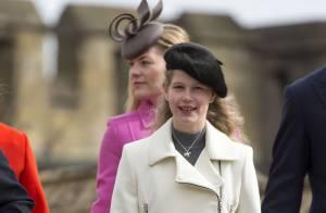 Beatrice et Eugenie d'York à la messe de Pâques, William au mariage d'une ex
