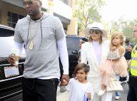 Khloé Kardashian et Lamar Odom réunis pour une Pâques grandiose en famille