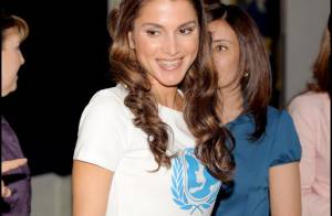 REPORTAGE PHOTOS : Rania de Jordanie, en jean ou robe du soir, c'est... madame élégance !