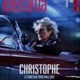 Retrouvez l'intégralité de l'interview du chanteur Christophe dans le magazine Telerama, en kiosques cette semaine.