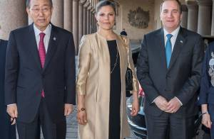 Princesse Victoria : De retour, moins d'un mois après la naissance d'Oscar