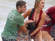 Alerte à Malibu : Kelly Rohrbach héroïne d'un sauvetage ultrasexy avec The Rock