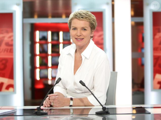 Elise Lucet à la tête du JT de France 2, du lundi au vendredi à 13h00.
