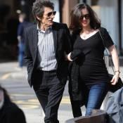 """Ronnie Wood, futur papa : """"Tous les Rolling Stones sont ravis pour moi"""""""