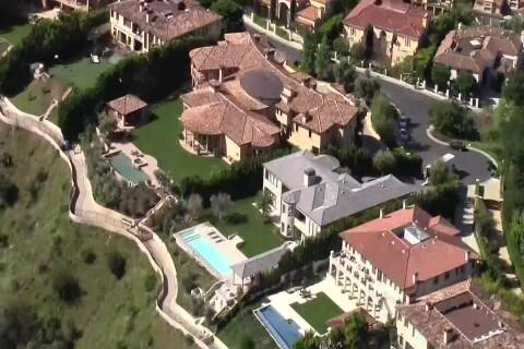 Kim Kardashian, Kanye West et leur nouvelle maison : Les voisins voient rouge