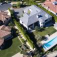 Kim Kardashian et Kanye West ont provisoirement emménagé dans leur villa de Bel-Air
