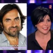 """ONPC - Liane Foly, coquine : """"C'était très chaud entre André Manoukian et moi !"""""""