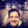 Jérémy Denisty sur son compte Instagram (photo postée le 19 décembre 2014)
