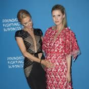 Paris et Nicky Hilton, enceinte : Soeurs complices et engagées avec Irina Shayk