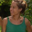 """Cécilia - """"Koh-Lanta 2016"""", épisode du 15 avril 2016, sur TF1."""