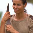 """Karima - """"Koh-Lanta 2016"""", épisode du 15 avril 2016, sur TF1."""