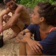 """Nicolas et Cécilia - """"Koh-Lanta 2016"""", épisode du 15 avril 2016, sur TF1."""