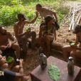 """Le camp réunifié - """"Koh-Lanta 2016"""", épisode du 15 avril 2016, sur TF1."""