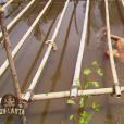 """Epreuve d'immunité - """"Koh-Lanta 2016"""", épisode du 15 avril 2016, sur TF1."""
