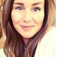 Aurélie Van Daelen : Selfie sur Instagram pour la jeune maman