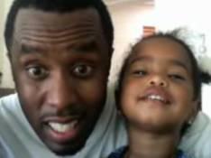 VIDEO + PHOTOS : P. Diddy fait travailler ses petites filles pour Barack Obama !